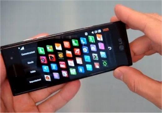 LG New Chocolate với thiết kế hình thanh, thân máy được kéo theo chiều dài tạo cảm giác nhỏ gọn cũng từng mang lại thành công lớn cho LG. Máy sở hữu màn hình 4 inch, độ phân giải 800 x 480 px, camera 5 MP, bộ nhớ 1 GB... (Theo: Internet)
