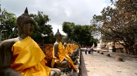 Ayutthaya, mang đến sự cân bằng trong tâm hồn
