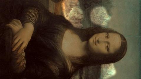 Một họa sĩ người Mĩ vừa phát hiện ra có cả một sở thú trong bức họa nàng Monalisa. (Ảnh: ABC News)