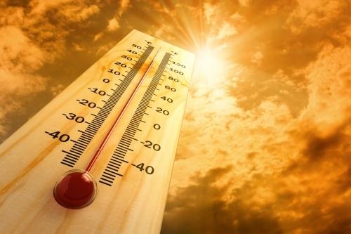 Con người sẽ phải đối mặt với nắng nóng kỷ lục trong nhiều năm tới.