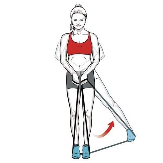 Bành chân là động tác căng cơ cơ bản nhưng lại có tác dụng cao trong việc làm cơ thể dẻo dai và phát triển chiều dài chân.(Ảnh: Internet)