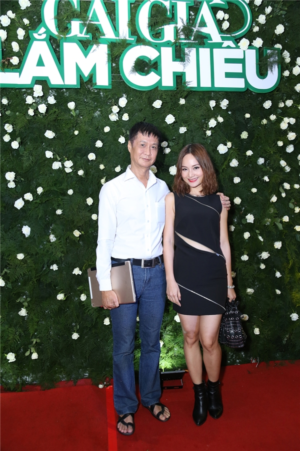 Đạo diễn Lê Hoàng sánh đôi cùng nữ diễn viên xinh đẹp Lan Phương - Tin sao Viet - Tin tuc sao Viet - Scandal sao Viet - Tin tuc cua Sao - Tin cua Sao
