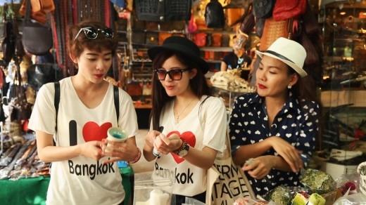 Bangkok - Hết tiền mà vẫn vui