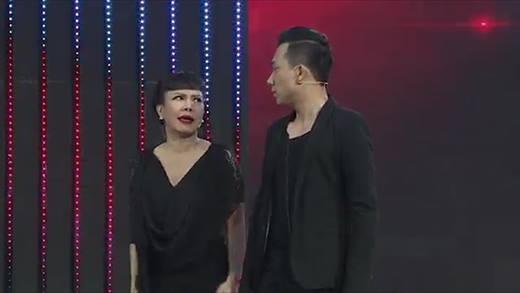 """Việt Hương và Trấn Thành """"chặt chém"""" nhau không thương tiếc chỉ vì... trai đẹp"""