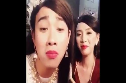 Hải Triều - Thu Trang song ca