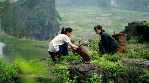 The Chinese Botanist's Daughtersquay tại vùng đồi núi bạc ngàn của miền Bắc Việt Nam