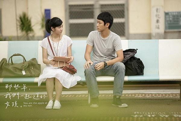 Bộ phim Cô Gái Năm Ấy Chúng Ta Cùng Theo Đuổi từng gây sốt tại Trung Quốc và Việt Nam.