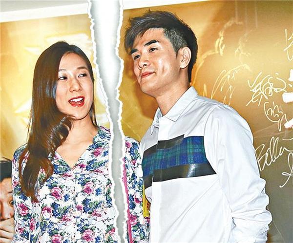 Chung Gia Hân và bạn trai cũ Ngũ Doãn Long