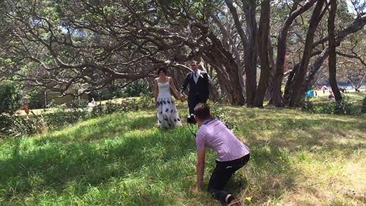 Cười ra nước mắt với sự thật đằng sau những bức ảnh cưới tuyệt đẹp