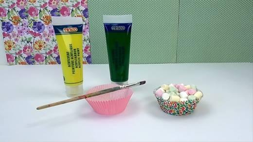 Công dụng tuyệt vời của khuôn bánh cup-cake có thể bạn chưa biết