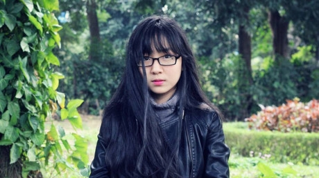 Bạn Phương Mai hiện đang học 12 chuyên Sử. (Ảnh: Internet)