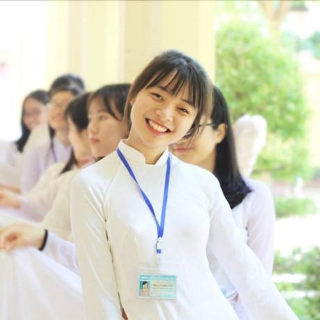 Nụ cười của Ngọc Hà luôn làm người khác thấy dễ chịu. (Ảnh: Internet)