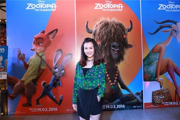 Võ Hạ Trâm, Miko Lan Trinh hào hứng lồng tiếng cho Zootopia?