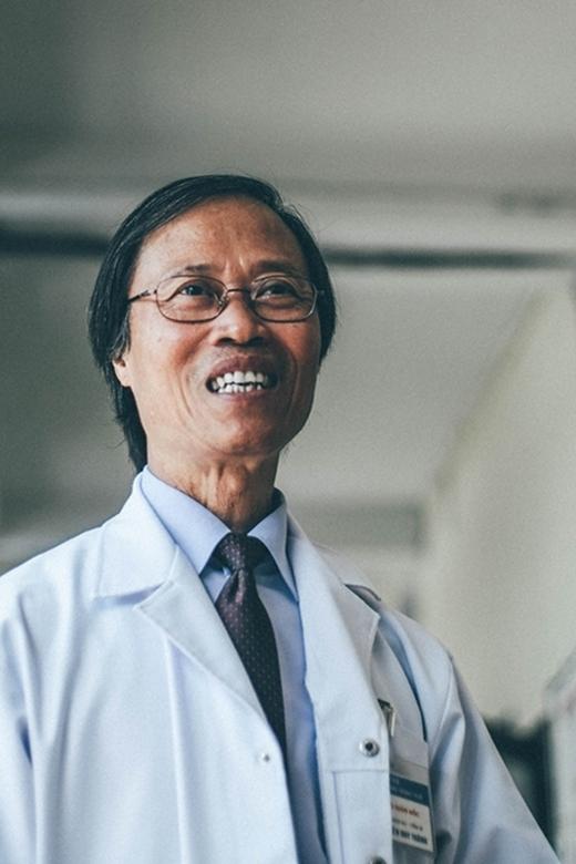 Vị bác sĩ giản dị, giàu lòng nhân ái đã nghiên cứu ra phương pháp chữa trị bệnh ung thư.(Ảnh: Internet)