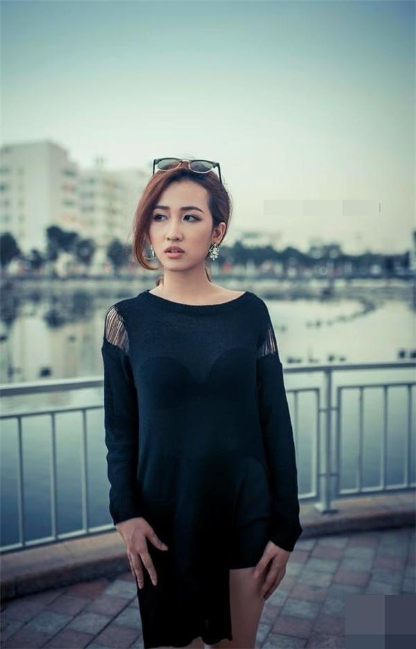 Trang Moon là một trong những nữ DJ đình đám nhất Hà Thành hiện nay.