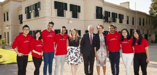 Cơ hội thành đại sứ du học Úc cho