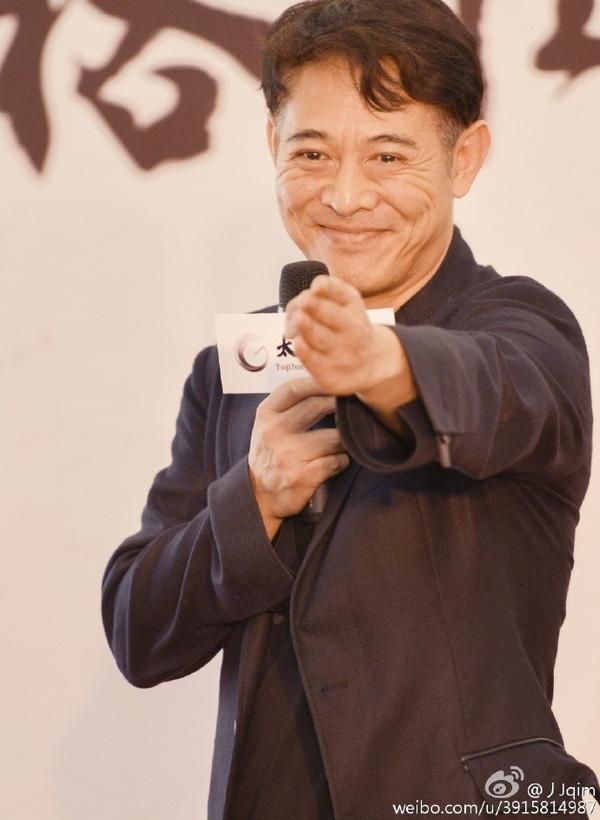 Ngôi sao võ thuật Lý Liên Kiệt ngưng đóng phim vì bệnh tật