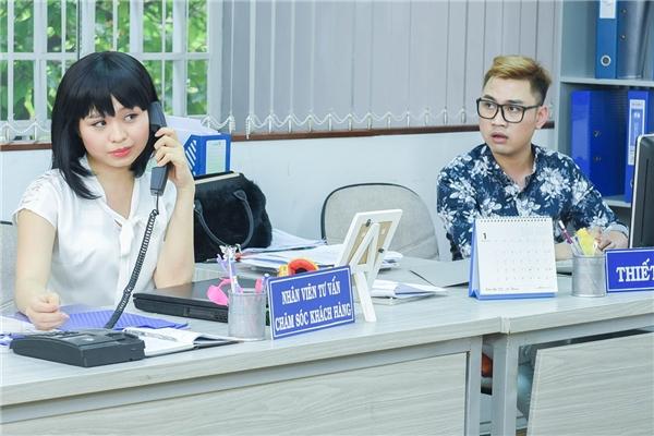 Mới đây, Don Nguyễn xuất hiện trở lại trên truyền hình với vai diễn chàng nhân viên thiết kế Don Lon Ton trong phim sitcom Tám công sở phát sóng 13 giờ 50 phút hằng ngày trên sóng đài truyền hình Việt Nam.