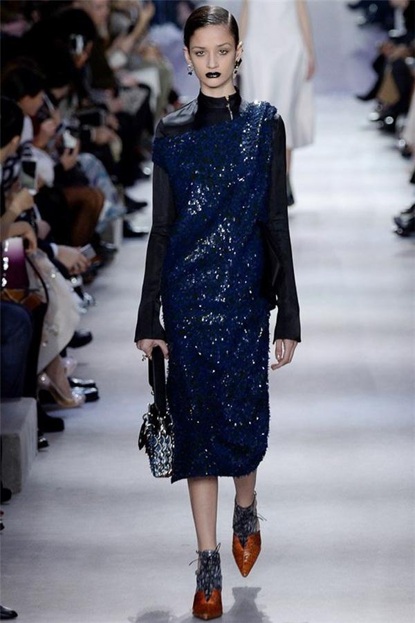 Show diễn của Dior vừa diễn ra trong khuôn khổ Tuần lễ Thời trang Paris.