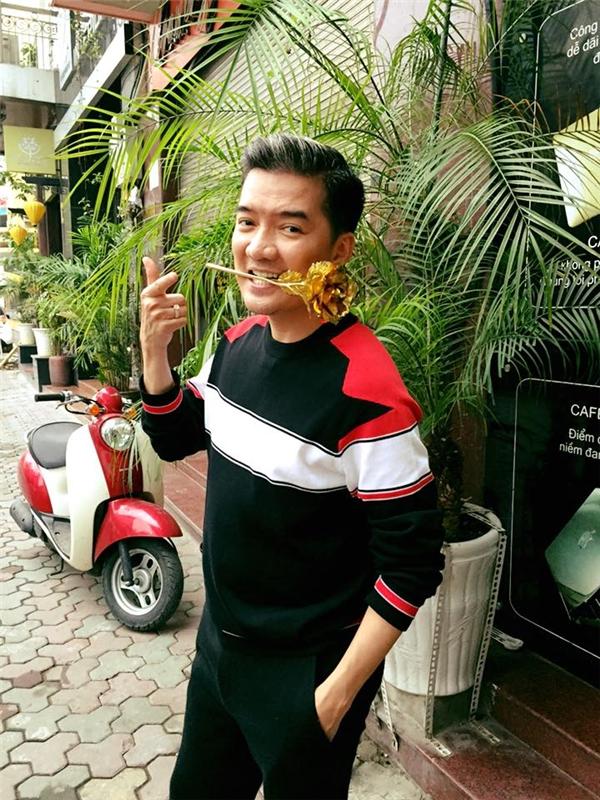 """""""Ông hoàng nhạc Việt"""" bày tỏ sự háo hức với món quà đặc biệt mà anh đã kì công suy nghĩ. - Tin sao Viet - Tin tuc sao Viet - Scandal sao Viet - Tin tuc cua Sao - Tin cua Sao"""