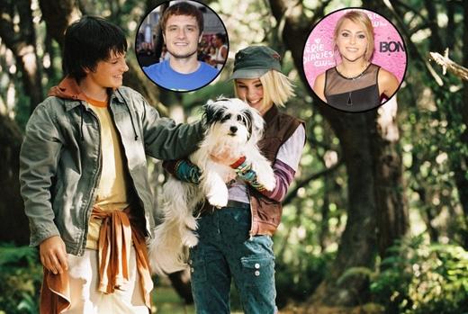 Josh Hutcherson và AnnaSophia Robb: cặp đôi diễn viên chính trong bộ phim thiếu nhi Bridge to Terabithia (2007) có những ngã rẽ khác nhau trong sự nghiệp diễn xuất.