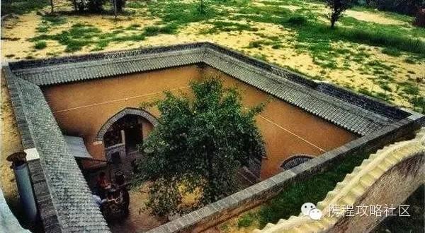 Hiện tại, ở Trung Quốc vẫn còn khoảng hơn 100 ngôi làng với gần 10.000 ngôi nhà dưới lòng đất tồn tại. (Nguồn Internet)