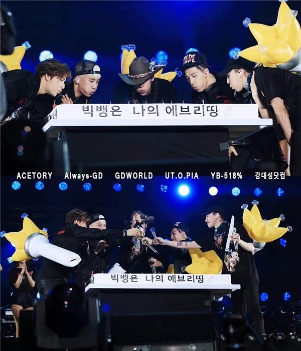 Taeyang khiến fan Trung và Hàn xảy ra
