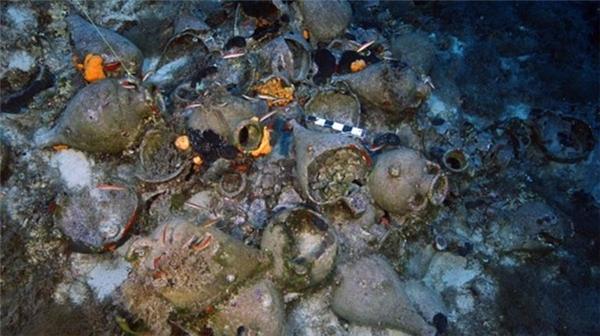 Những vùng biển sâu đang biến thành bãi rác của con người