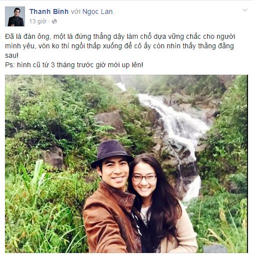 Ngưỡng mộ tình yêu của cặp đôi Ngọc Lan - Thanh Bình - Tin sao Viet - Tin tuc sao Viet - Scandal sao Viet - Tin tuc cua Sao - Tin cua Sao