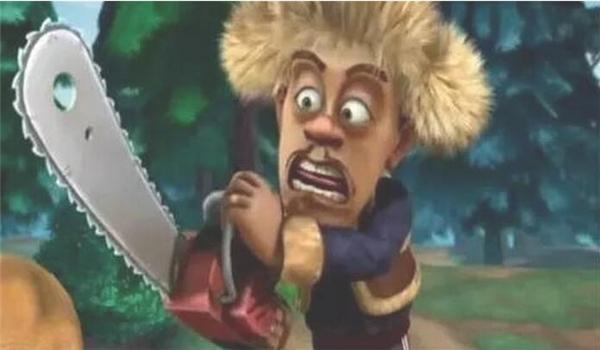 Tránh cho các em tiếp xúc với những phim hoạt hìnhcó yếu tốbạo lực.(Ảnh Internet)