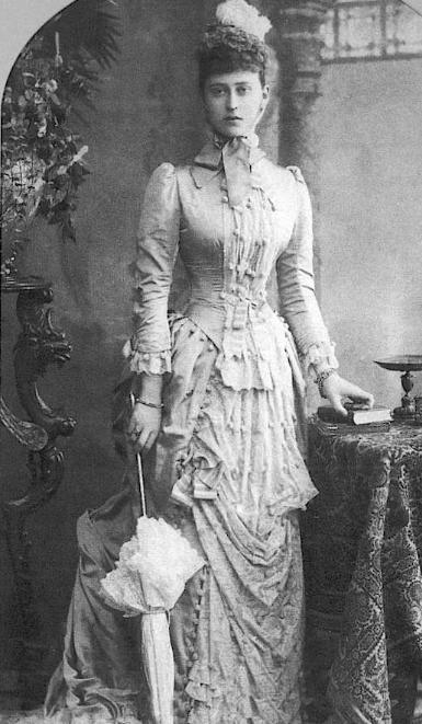 Nữ Đại Công tước Elizabeth Mikhailovna của nước Nga (1826 - 1845) là con thứ hai của Đại Công tước Mikhail Pavlovich của Nga và công chúa Charlotte của Württemberg.(Ảnh: Internet)