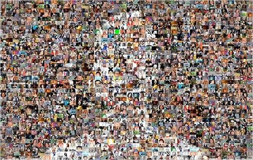 Hàng trăm, hàng ngàn người bạn ảo là chuyện rất bình thường trên mạng xã hội. (Ảnh: Internet)
