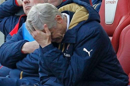 Arsene Wenger đã cạn kiệt niềm tin ở người hâm mộ? (Nguồn: Internet)