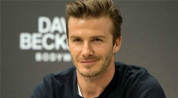 Những ngôi sao như David Beckham sẽ thu hút càng nhiều người dùng đến với Facebook
