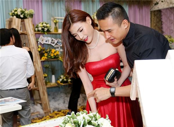 Dàn sao Việt hào hứng dự tiệc cưới ngọt ngào của Kha Ly - Tin sao Viet - Tin tuc sao Viet - Scandal sao Viet - Tin tuc cua Sao - Tin cua Sao