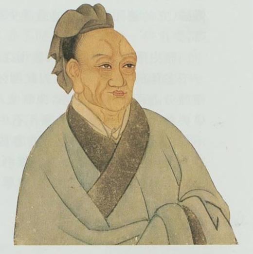 Tranh vẽ nhà sử học Tư Mã Thiên. (Ảnh: ancient-origins)