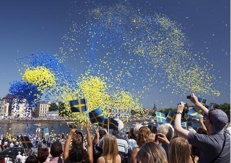 Người Thụy Điển có… 5 tuần dành cho việc nghỉ dưỡng. (Ảnh: Internet)