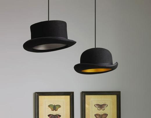 Những chiếc nón tỏa sáng(Ảnh: Bored Panda)