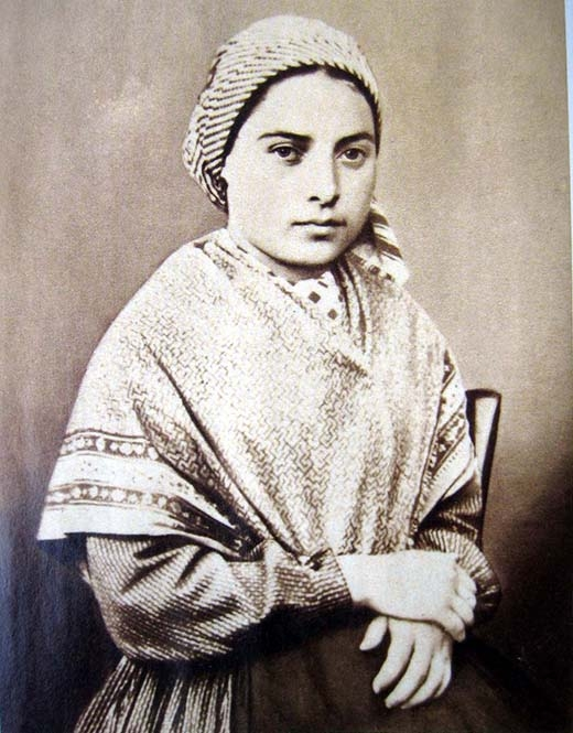 Thánh Bernadette lúc sinh thời. (Ảnh: Internet)