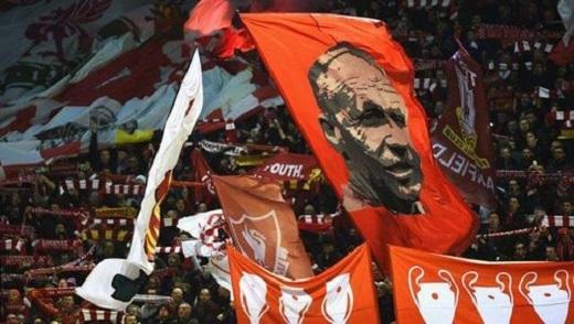 """Van Gaal nói không khí tại Anfield tạo ra sự """"khác biệt"""" ở lượt đi."""