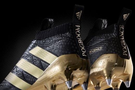 Món quà Adidas dành tặng cho Pogba. (Ảnh: Adidas)