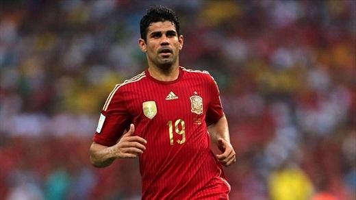 Costa không được triệu tập trong đợt giao hữu lần này. (Ảnh: doisongphatluat.com)