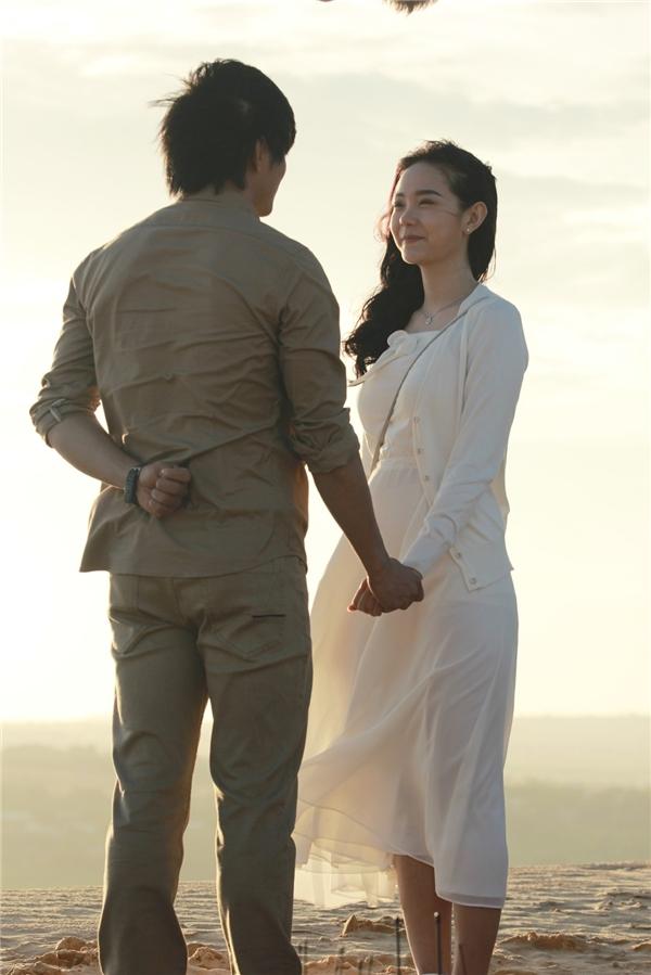 Cả hai đã vẽ nên một câu chuyện tình lãng mạn. - Tin sao Viet - Tin tuc sao Viet - Scandal sao Viet - Tin tuc cua Sao - Tin cua Sao