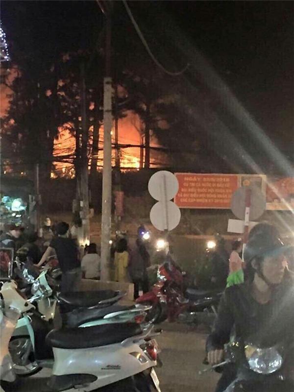 Sự thật tin đồn cháy rụi trường Đại học Đà Lạt