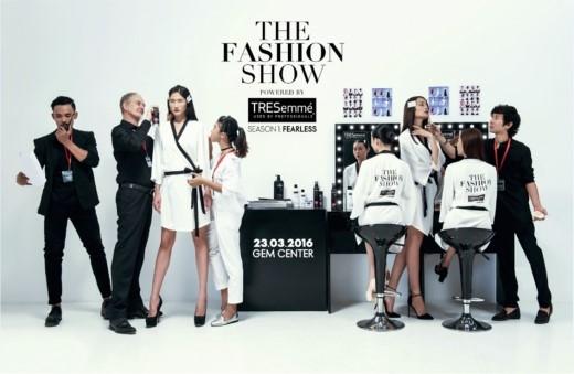 The Fashion Show mở màn 2016 với những cá tính thời trang độc đáo