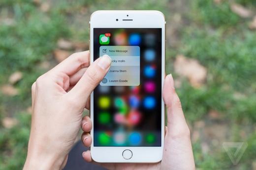 Iphone loading chậm khiến nhiều người dùng than phiền.(Ảnh: Internet)