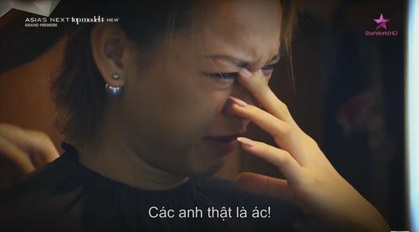 """Quỳnh Mai và mái tóc không thể ngắn hơn. Sau 4 mùa giải, dường như thí sinh của Việt Nam luôn bị """"dìm hàng"""" ở thử thách này."""