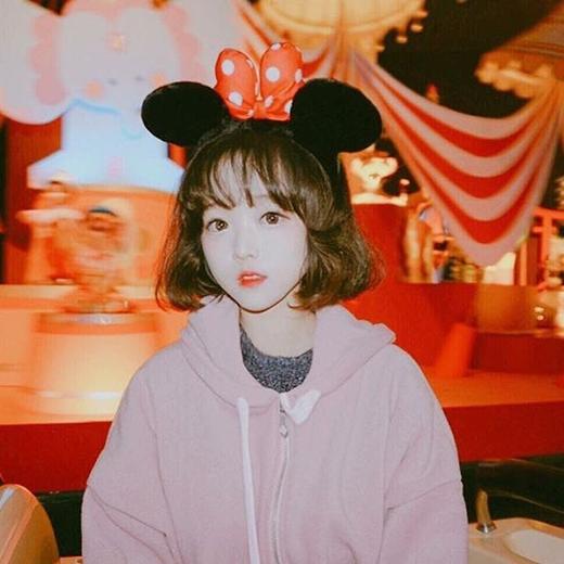 Cô chuột Minnie Eun Hye. (Ảnh: Internet)