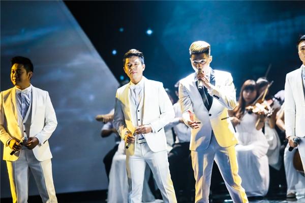 Nhạc Viện chính là cái nôi đầu tiên cho những ý tưởng hình thành một nhóm nhạc nam đầy sức hútnhư vậy.