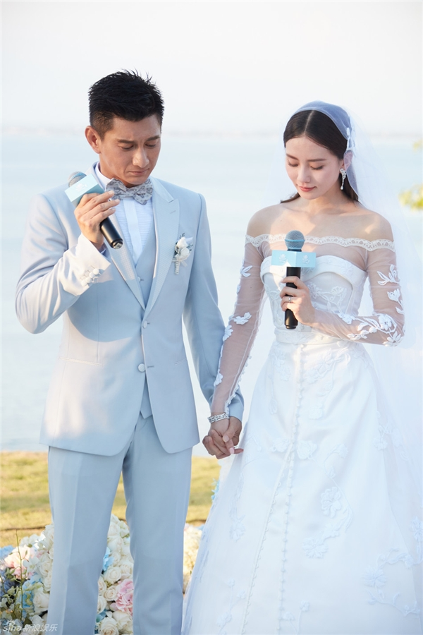Những khoảnh khắc đẹp rụng rời trong hôn lễ Ngô Kỳ Long - Lưu Thi Thi